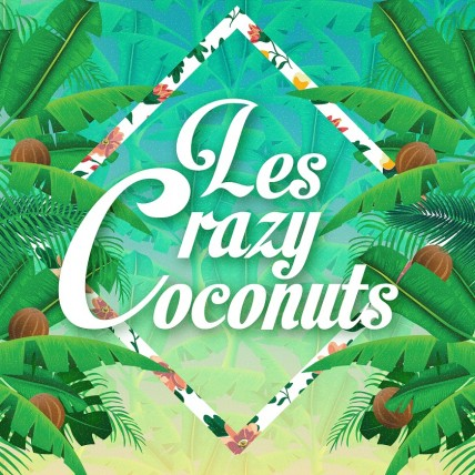 Les Crazy Coconuts (CD/Digital)