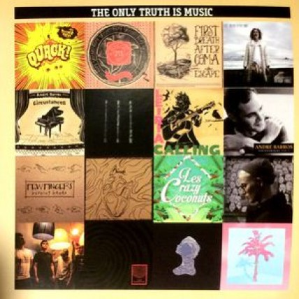 The Only Truth Is Music 2016 (CD)